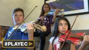 La orquesta infantil que transforma la basura en música [VIDEO]
