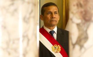 Congreso de la República evalúa denuncia contra Ollanta Humala