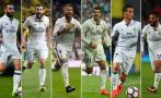 Real Madrid: seis jugadores convocados para selección española