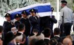 Adiós, Shimon Peres: El funeral del ex presidente de Israel