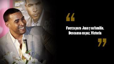 Wisin recibe el respaldo de sus colegas tras tragedia familiar