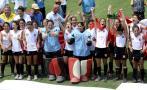 'Las Guerreras' de Perú debutan hoy en Liga Mundial de Hockey