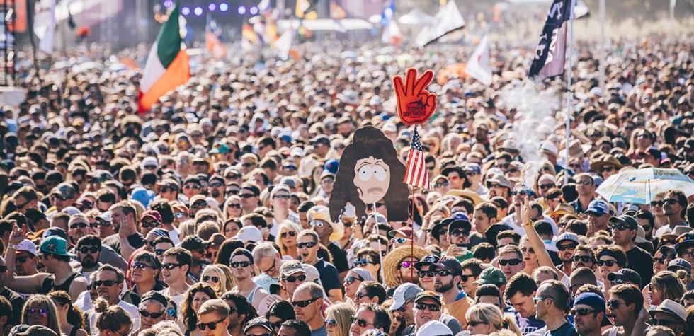 Disfruta en vivo del festival Austin City Limits