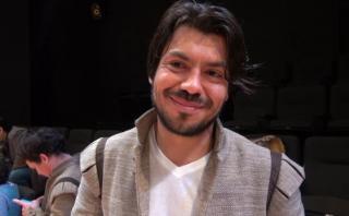 Pietro Sibille nos responde seis preguntas sobre teatro