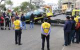 La Victoria: retiran 28 vehículos abandonados de la vía pública