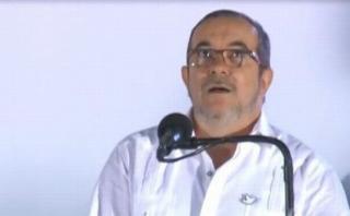 Las FARC critican el sobrevuelo militar que asustó a Timochenko