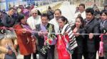 Gladys Tejeda: alameda y calle de Junín llevan ahora su nombre - Noticias de gladys tejeda