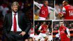 Wenger: el once ideal del Arsenal por sus 20 años en el club - Noticias de thierry henry