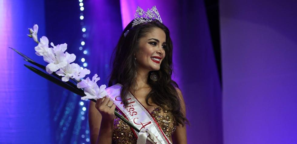 Se coronó Miss América Latina del Mundo 2016