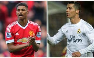 Cristiano Ronaldo: Rashford cuenta cómo lo aconsejó el crack
