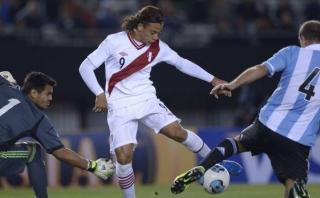 Perú vs. Argentina: día, hora y canal de partido en el Nacional