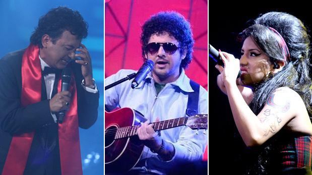 Los imitadores de José José, Gustavo Cerati y Amy Winehouse disputaro la final de