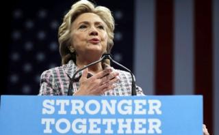 """Clinton defiende el """"poder"""" entre EE.UU. y América Latina"""