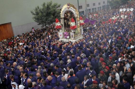 El Señor de los Milagros: Así se desarrolló la procesión