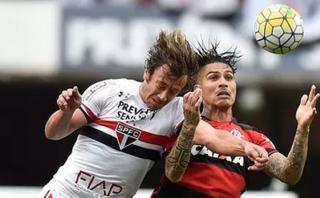 """Guerrero sobre codazo de Lugano: """"Trató de sacarme del juego"""""""