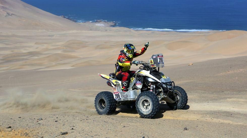 Diego Weber también ganó la primera fecha de la Baja Inka. (Fotos: Itea Comunicaciones/Videos: Prensa Baja Inka)