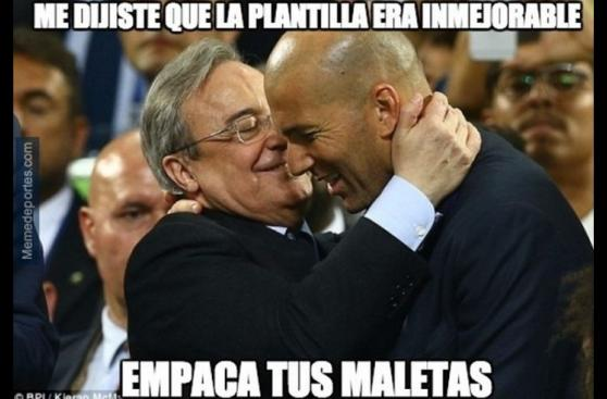 Real Madrid: los despiadados memes tras nuevo empate en la Liga