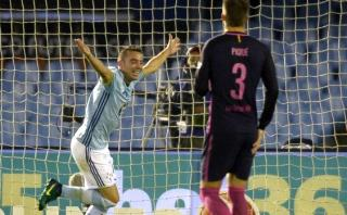 Luis Suárez perdió el balón y generó contra que terminó en gol