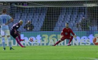 Barcelona: culés anotaron dos goles en siete minutos ante Celta