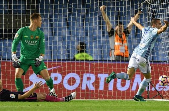 Barcelona: decepción y desconcierto tras caída contra Celta