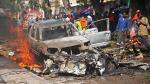 Devastador atentado con coche bomba deja 3 muertos en Somalia - Noticias de coche bomba