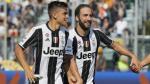 Juventus venció a Empoli con doblete de Higuaín y gol de Dybala - Noticias de juan cuadrado