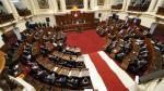 Peruanos no confían en partidos políticos ni en el Congreso - Noticias de enrique castillo