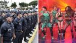 Destinaron 207 policías y 5 patrulleros a grabación de Combate - Noticias de jorge linares