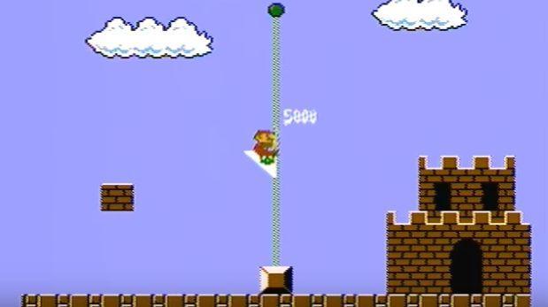 Mira el nuevo récord por superar Super Mario Bros. [VIDEO]