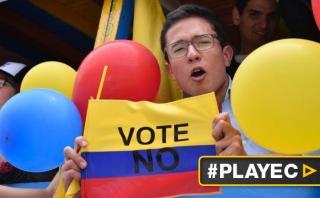 """Colombia dice """"No"""" al acuerdo de paz con las FARC"""