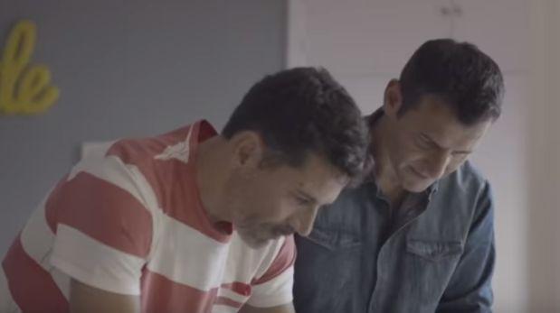 El Corte Inglés retiró anuncio que mostraba pareja homosexual