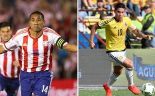 Colombia vs. Paraguay: día, hora y transmisión del compromiso