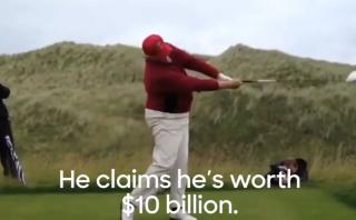 Hillary Clinton atacó a Donald Trump con nuevo video de campaña