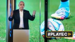 Presidente de la FIFA explica cómo sería el Mundial del 2026