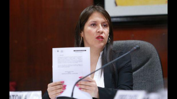 Yeni Vilcatoma sigue viviendo en el limbo parlamentario