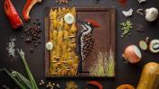 Cuando un plato de comida se convierte en una obra de arte