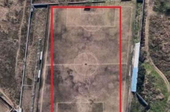 "Google Maps: un club argentino jugó 30 años en ""cancha torcida"""