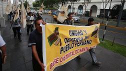 Mausoleo: Fudepp se solidarizó con familias de senderistas