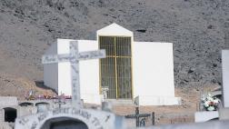 Mausoleo en Comas: deudos de El Frontón denuncian a la Dircote