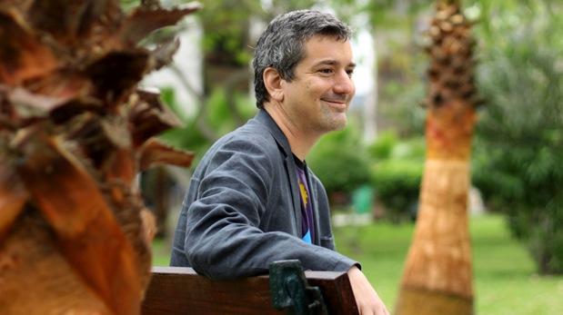 Santiago Roncagliolo. (Fotos: El Comercio)