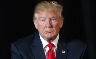 """Hijo de Reagan: Mi padre no apoyaría a la """"basura"""" de Trump"""