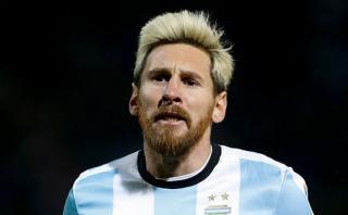 """Lionel Messi: """"Es él el que no se cuida"""", aseguran en Argentina"""