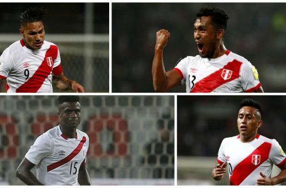 Selección peruana: este es el equipo titular ante Argentina