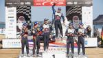 WRC: Sébastien Ogier ganó en Córcega y se acerca al título - Noticias de rally espana