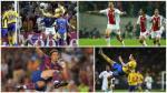 Ibrahimovic cumple 35 años: los 10 mejores goles en su carrera - Noticias de benfica vs manchester united