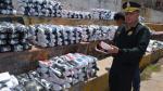 Puno: incautan contrabando valorizado en S/1.7 millones [FOTOS] - Noticias de region policial lima