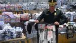 Puno: incautan contrabando valorizado en S/1.7 millones [FOTOS] - Noticias de tommy hilfiger