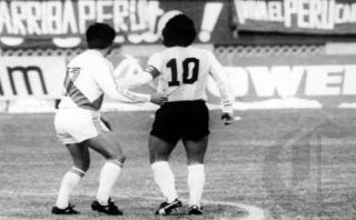 ¿Quiso secuestrar Sendero Luminoso a Diego Armando Maradona?