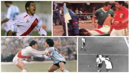 Perú vs. Argentina: los sucesos más recordados de este duelo