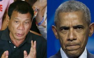 EE.UU.: Relación con Filipinas sigue igual tras insulto a Obama